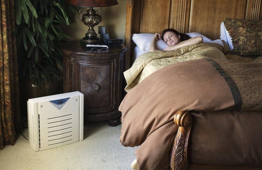 Благодаря современным технологиям, большинство ионизаторов воздуха имеют запрограммированные правильные режимы работы
