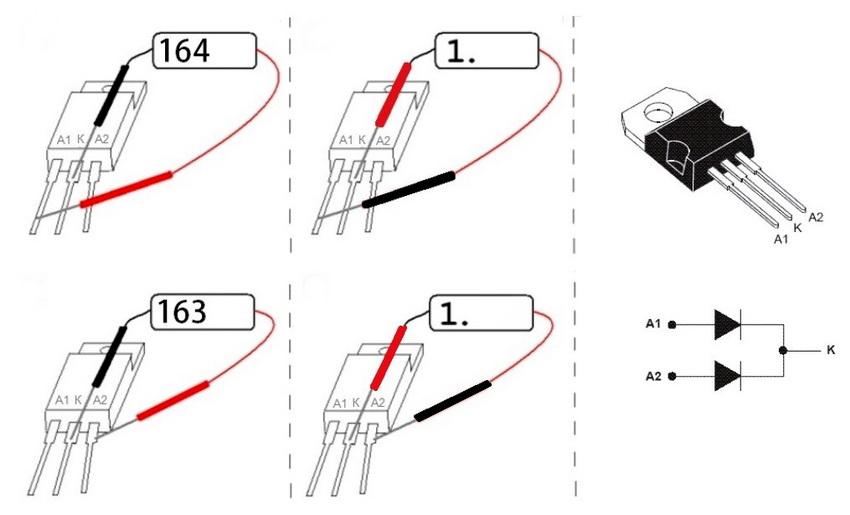Пошаговая проверка полевого транзистора мультиметром