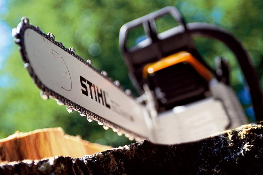 Бензопила STIHL - лучший выбор для работы на даче и дома