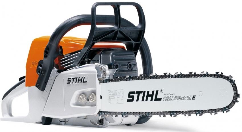 Бытовая модель бензопилы STIHL MS 180
