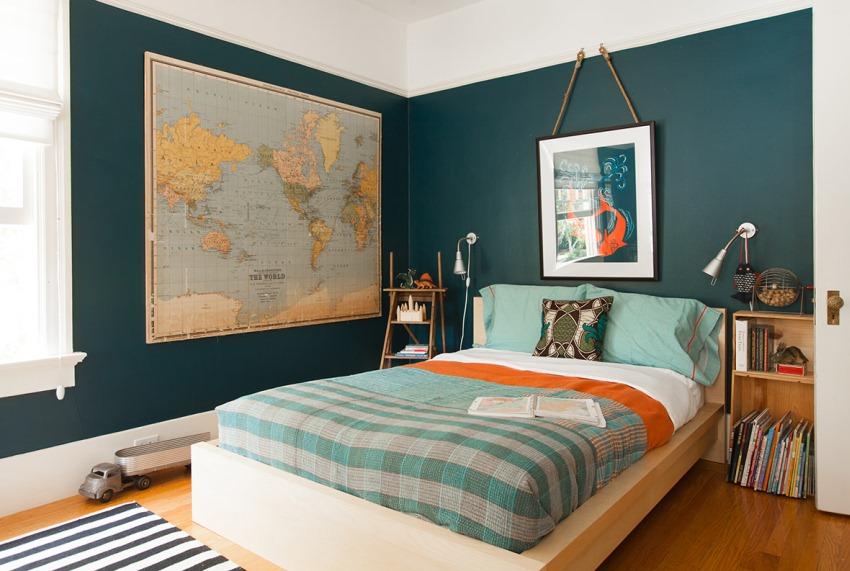 Производители предлагают широкий выбор цветовых решений для внутренней отделки стен