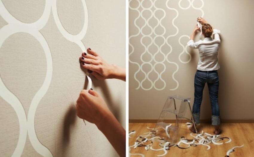 Интересные идеи для ремонта квартиры своими руками 98