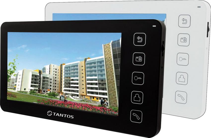 Видеодомофоны марки Tantos представляют собой высокотехнологичные современные устройства