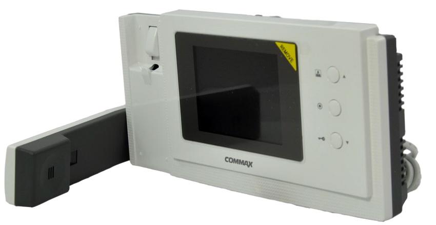 Цветной видеодомофон с трубкой Commax CDV-35A