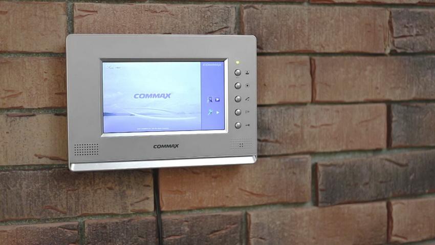 Видеодомофон с цветным монитором Commax CDV 70A