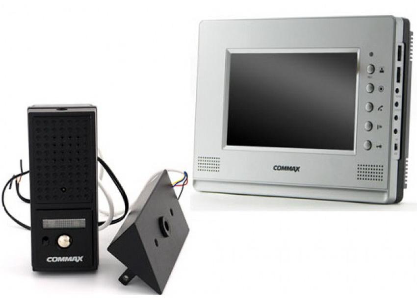 Комплект видеодомофона Commax CDV-71AM
