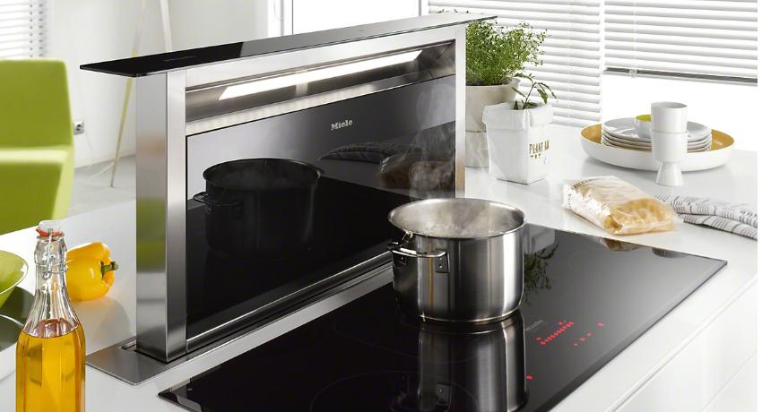 Вытяжка - обязательный атрибут современной кухни, который позволяет сохранить чистоту и свежий воздух на кухне
