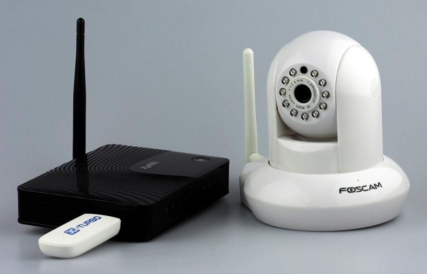 Мобильная Wi-Fi камера оснащена видеорегистратором, который записывает и обрабатывает информацию