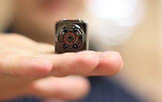 Беспроводные мини камеры для скрытого видеонаблюдения: новейшая система мониторинга