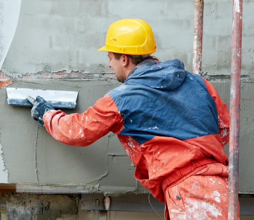 Правильно проведенные этапы наружной штукатурки позволяют добиться высокого уровня звуко- и теплоизоляции стен