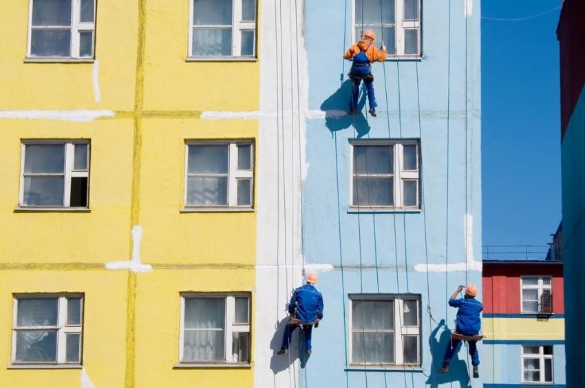 Расход красителя по бетонной поверхности зависит от типа состава и консистенции