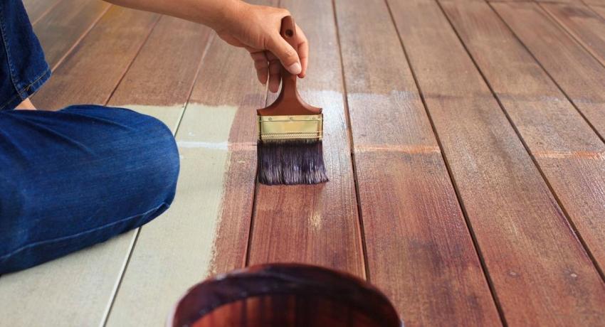 Эмаль для деревянного пола без запаха верикальная гидроизоляция выполняется из