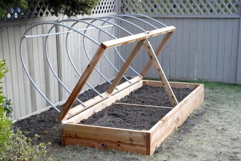 Парники для огорода