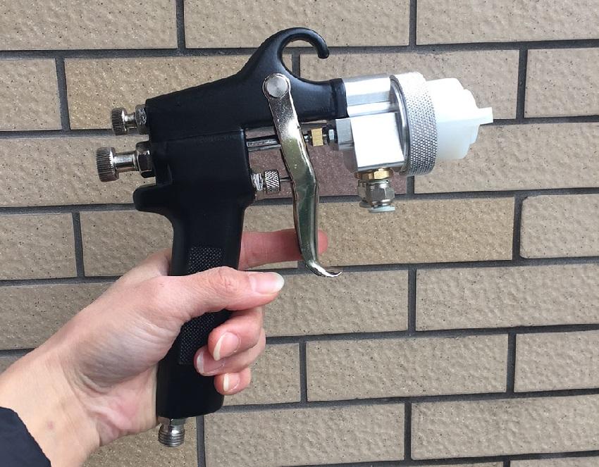 Пистолет для распыления ППУ
