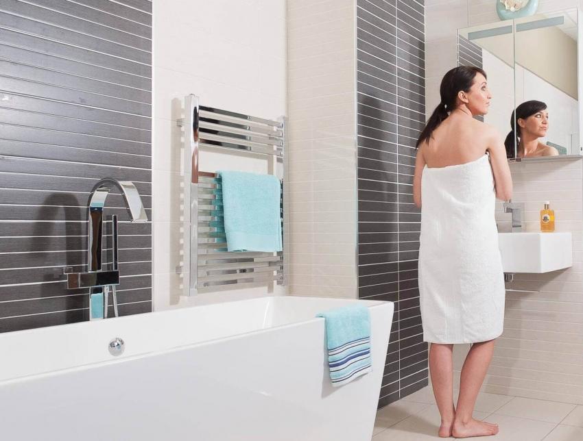 Одна из самых популярных моделей полотенцесушителя от производителями «Сунержа»