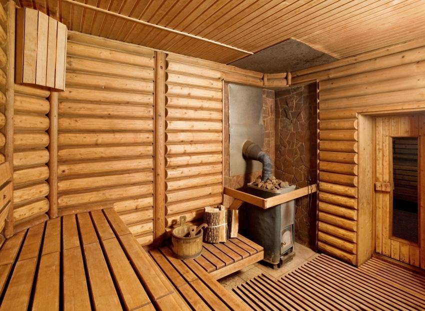 Обустройство бани требует особого внимания в плане гидро-, паро- и теплоизоляции