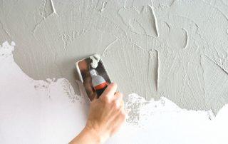 Фактурная штукатурка для стен: эффектное преображение поверхности