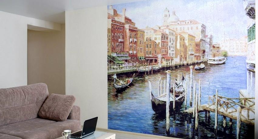 Фрески на стену: фото, цены, каталог интересных идей для оформления