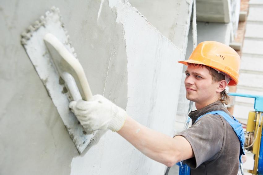 Чтобы определить возможные ошибки следует провести тестирование на небольшом участке стены