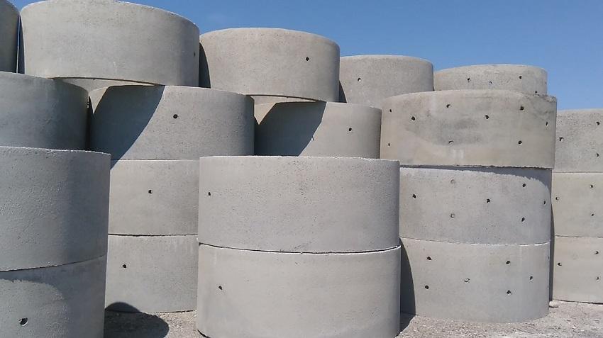 Стеновые канализационные кольца