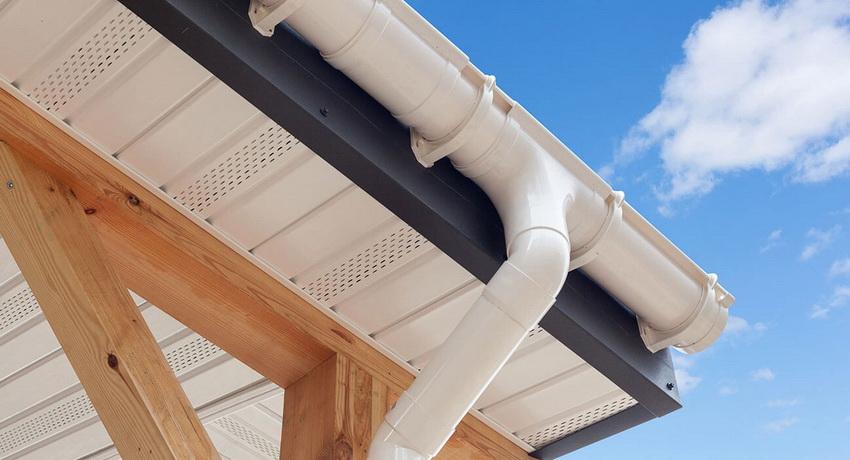 Пластиковые водостоки для крыши: цены, характеристики, обзор производителей
