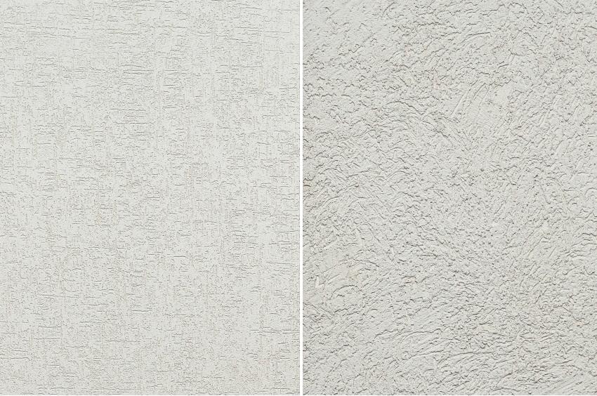 В зависимости от силы нажатия терки на поверхность можно получить разную фактуру и глубину бороздок