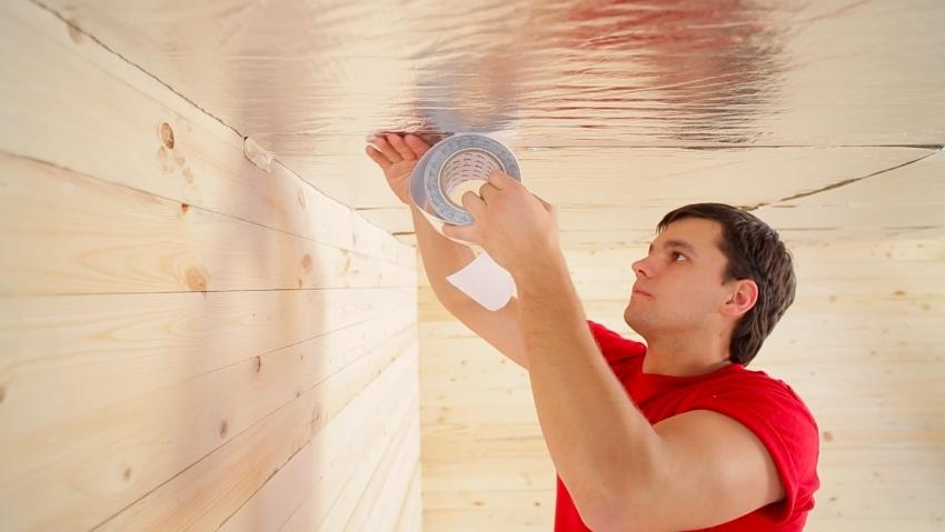 Теплоизоляция - один из самых важных этапов при строительстве бани