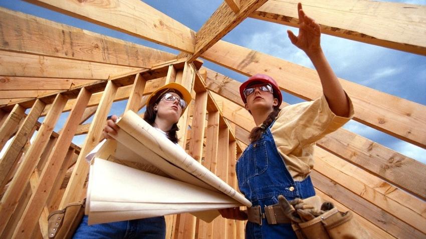 Точное планирование и расчет схемы строительства - залог надежности и долговечности как самой крыши, так и всего здания