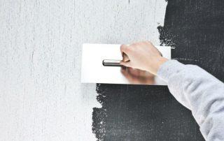Технология нанесения штукатурки «короед»: особенности и этапы выполнения работ