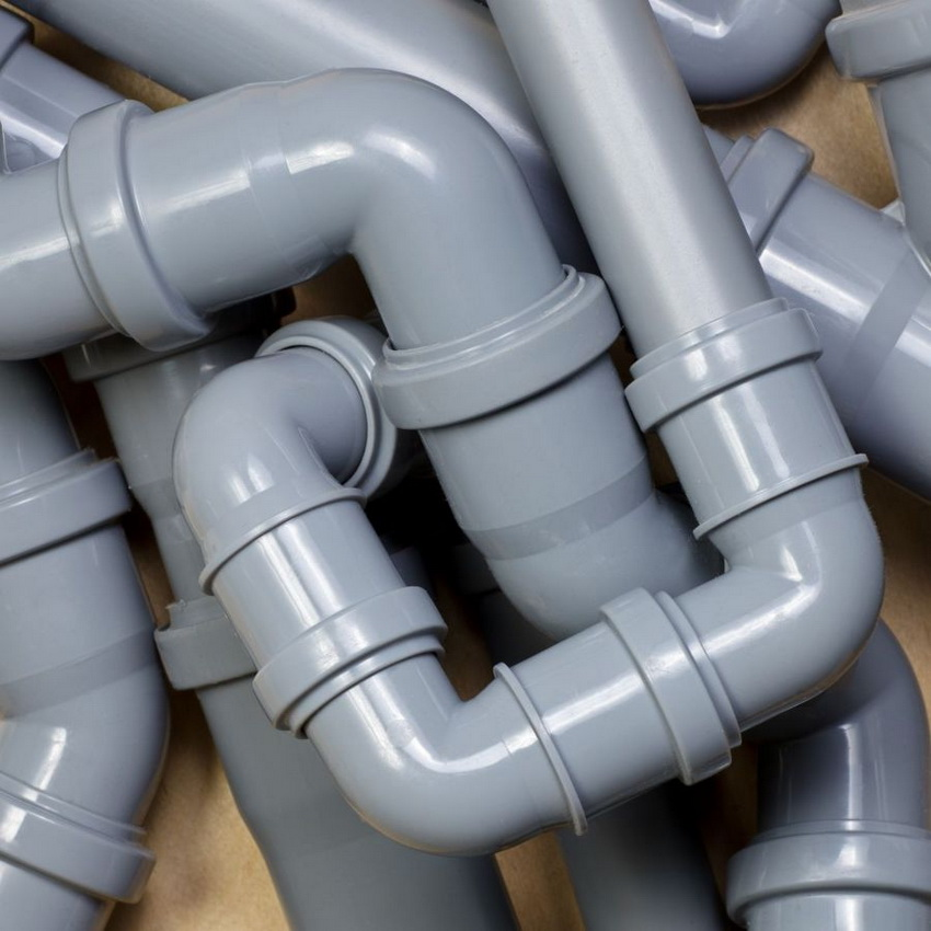 Основная задача канализационных труб - выведение жидких отходов из дома