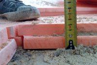 Утепленные шведские плиты для укладки фундамента