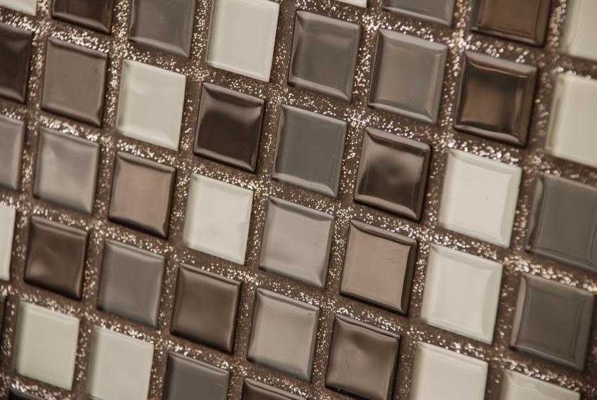 Подходящий цвет затирки для швов можно создать, добавив колер и специальные декоративные добавки