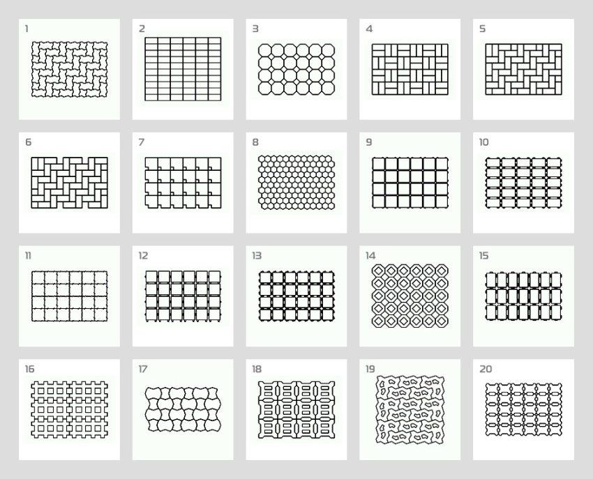 Способы укладки керамической плитки на пол