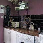 Керамическая плитка для кухни: как подобрать кафель для стен и пол