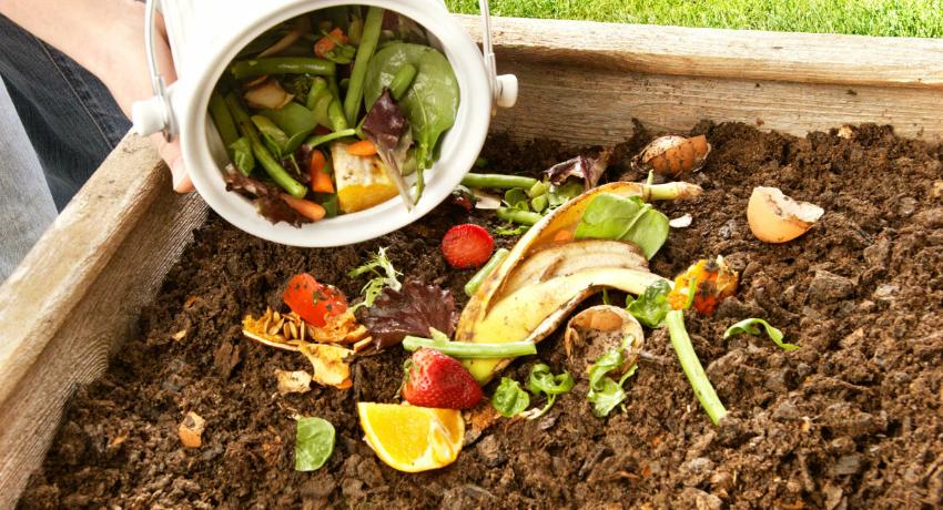 Следуя правилам закладки слоев и удобрений в компостную яму, можно получить питательный грунт в краткие сроки