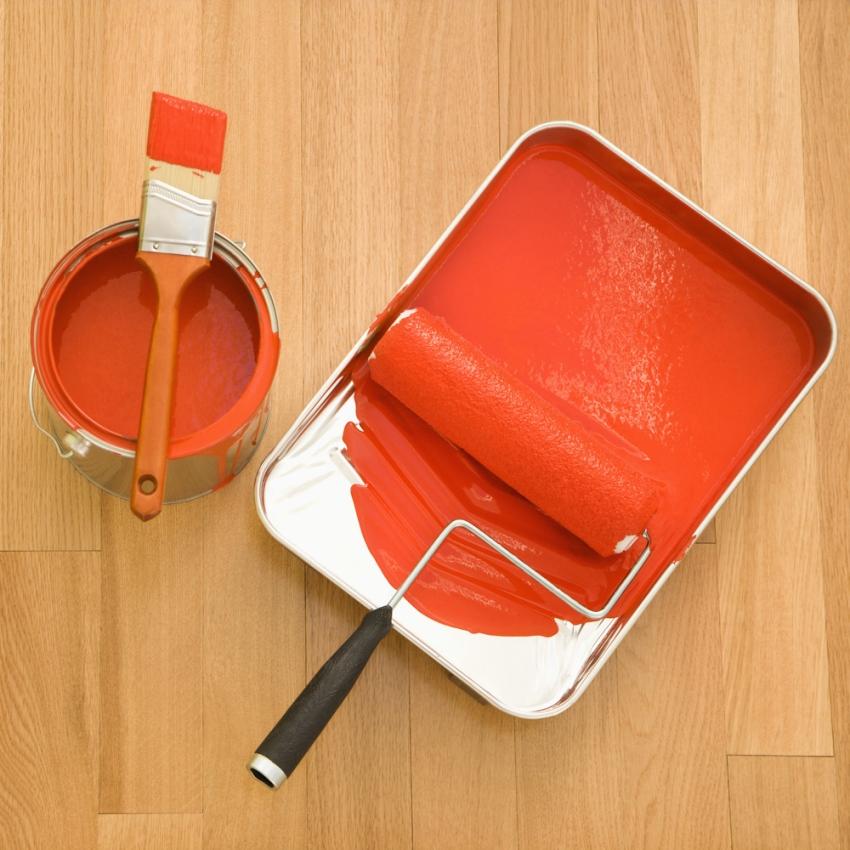 Современные варианты красочного материала считаются экологически чистыми и не содержат вредных примесей