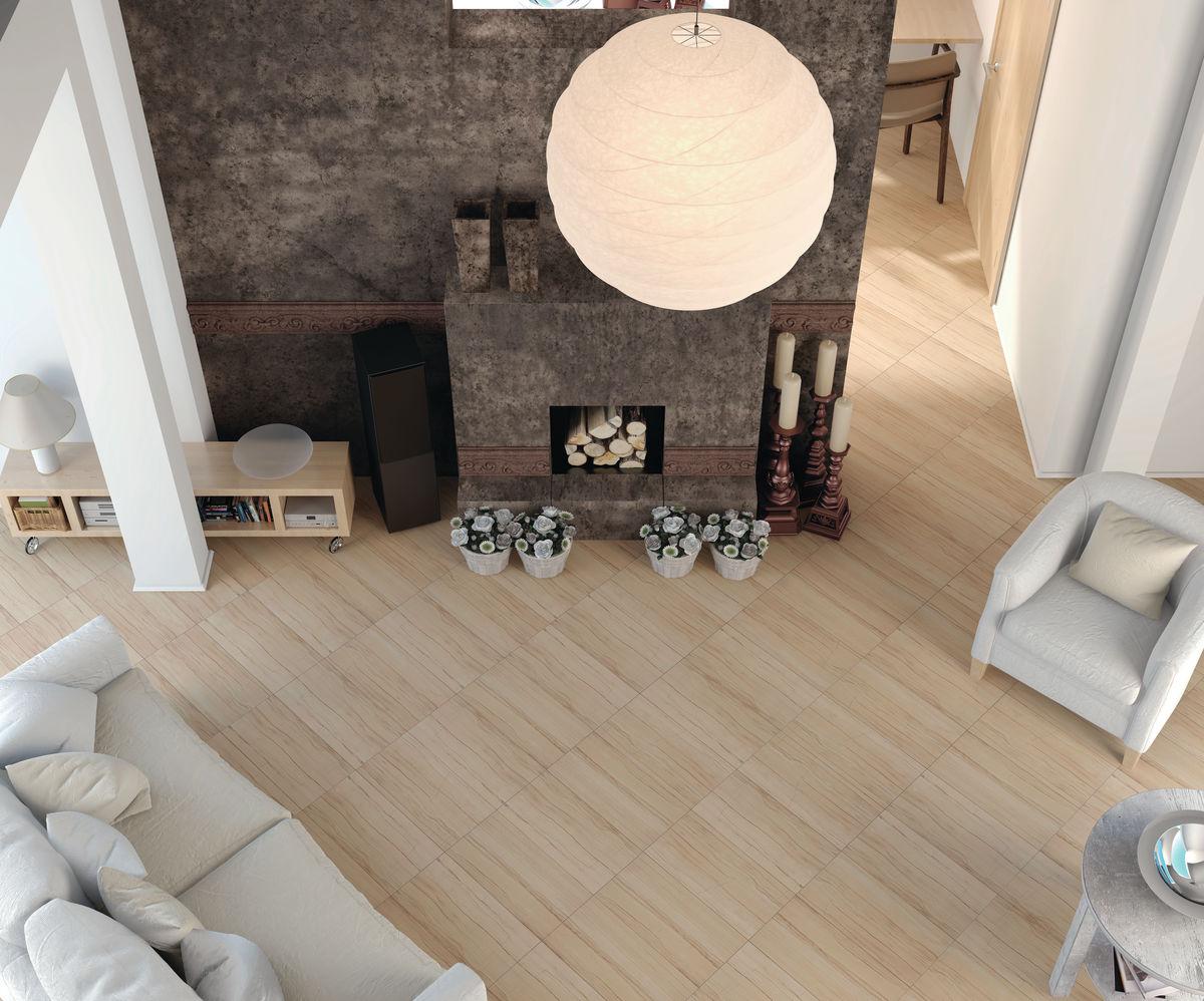 Плитка – отличная альтернатива дорогой древесине