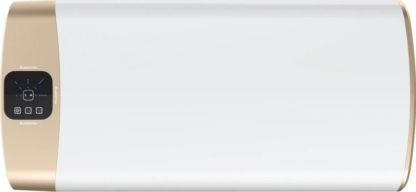 Модель бойлера от компании Аристон ABS VELIS EVO PW представляет собой настенный накопительный электрический водонагреватель, который позволяет экономить электроэнергию за счет двух нагревательных элементов