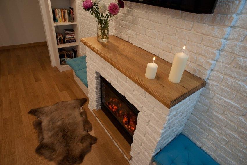Декоративную плитку можно укладывать практически на любое основание