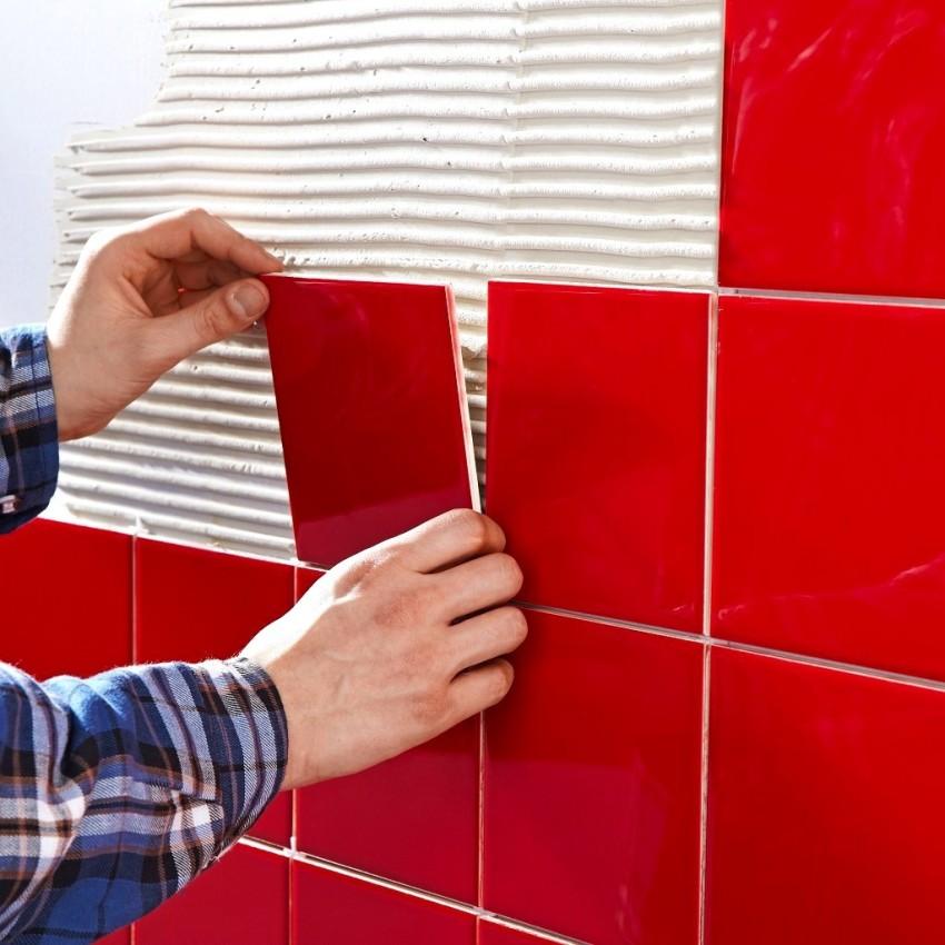 Укладывать кафель на гипсокартон можно при соблюдении определенной технологии