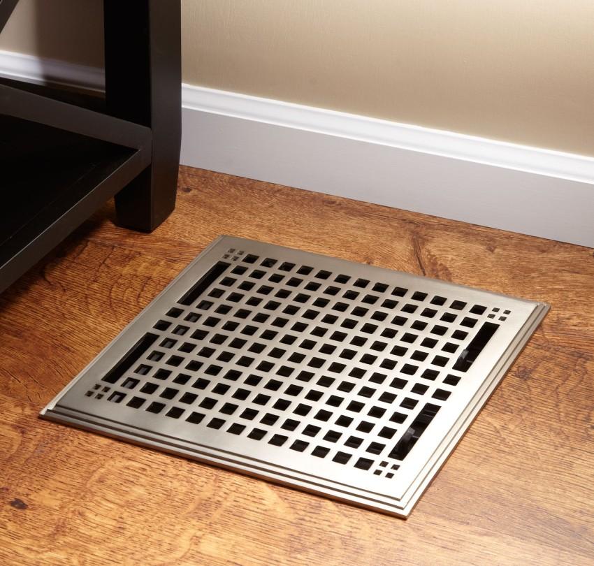 Каналы вентиляции можно проложить внутри стены или перегородки каркасной конструкции