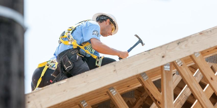 Каркасная технология не имеет ограничения «строительным сезоном»