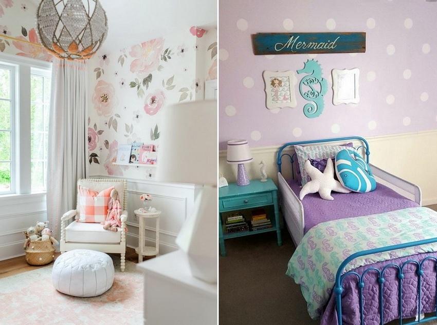 При выборе стилистики обоев для детской комнаты, важно учитывать темперамент и увлечения ребенка