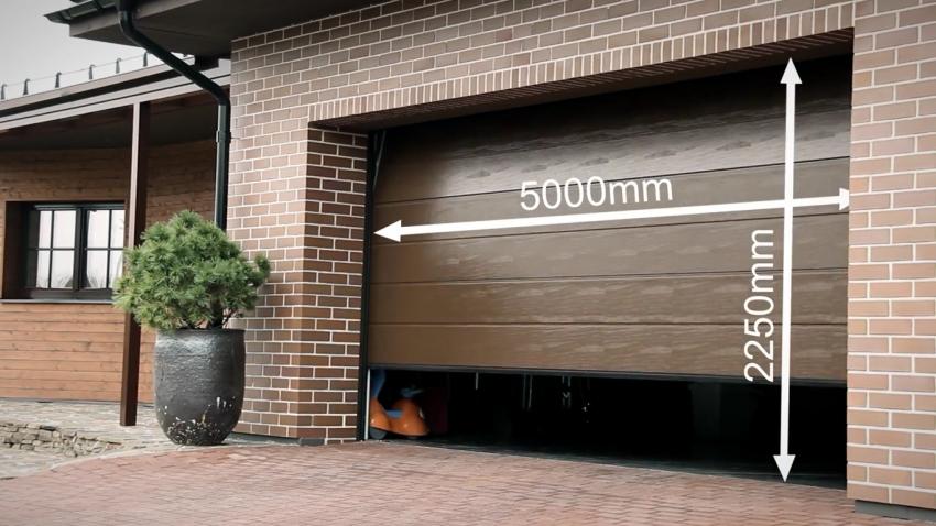 Размер гаража должен соответствовать нормам безопасности
