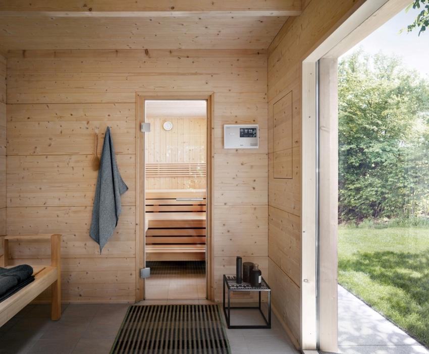 Внутренняя отделка банного помещения требует соблюдения правил пожарной безопасности