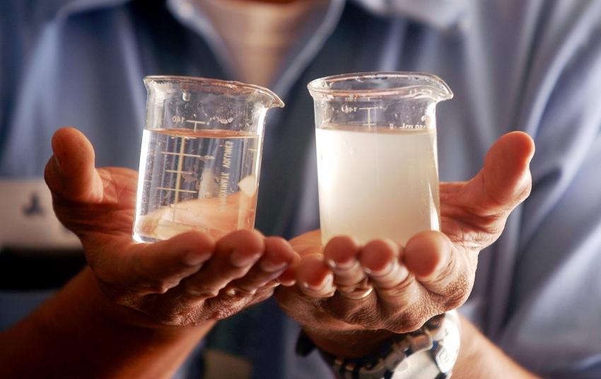Воду для заполнения отопительной системы закрытого типа необходимо предварительно очистить