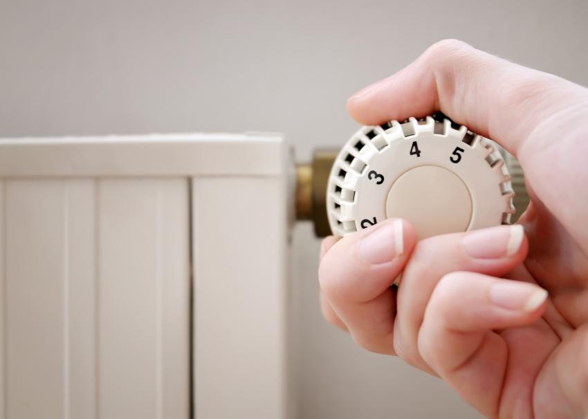 Максимальная температура теплоносителя для двухтрубной системы отопления должна составлять не более 95°С