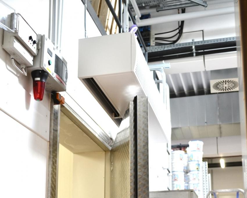 Для того, чтобы тепловая завеса имела длительный эксплуатационный срок, следует периодически производить профилактическую диагностику устройства