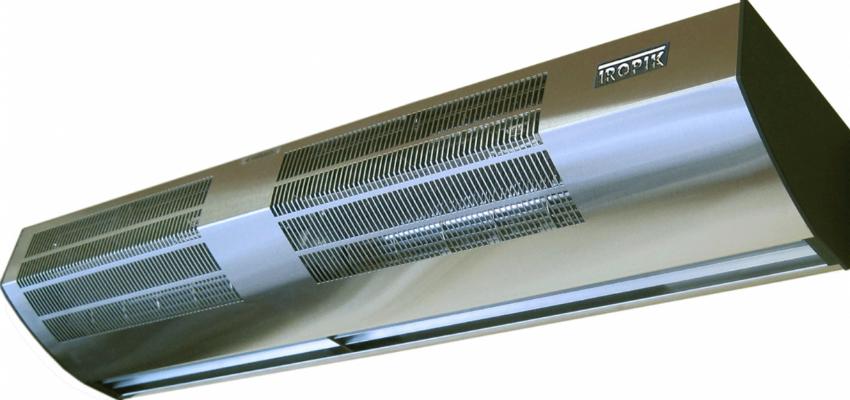 Электрическая тепловая завеса Тропик Line Т105 E10 Techno