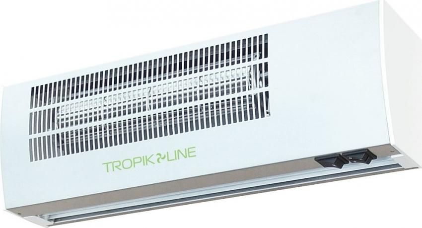 Бытовая тепловая завеса от компании Тропик, модель А3